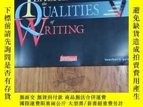二手書博民逛書店Teaching罕見the Qualities of Writi