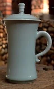 [協貿國際]  青瓷520領導杯擺件裝飾 (1入)