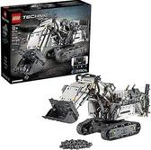 LEGO 樂高 Technic Liebherr R 9800 Excavator 42100 (4,108 Pieces)