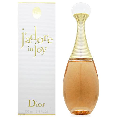 Dior迪奧 jadore in joy愉悅女性淡香水100ml【QEM-girl】