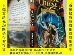 二手書博民逛書店Beast罕見Quest :THE LIGHTNING HORROR:野獸探 索:閃電恐怖Y200392