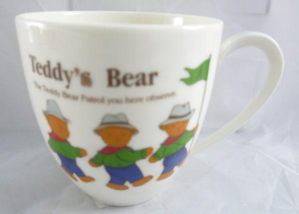 【震撼精品百貨】Teddy Bear 泰迪熊~馬克杯『童軍』