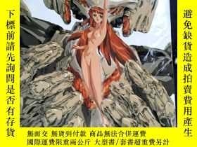 二手書博民逛書店罕見一本日文原畫集《brain power》,品差哦Y13325 出版1999