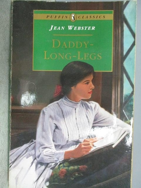 【書寶二手書T3/原文小說_MKH】Daddy-Long-Legs_Jean Webster