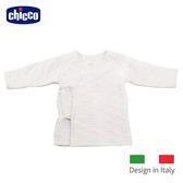 chicco-雲朵夾棉肚衣-米