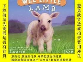 二手書博民逛書店Wee罕見Little LambY362136 Photo Credit: Lau... Simon &amp