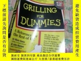 二手書博民逛書店Grilling罕見FOR DummiesY186899 Idg