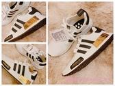 KUMO SHOES-Adidas NMD 金色磚塊 白黑金EG5662