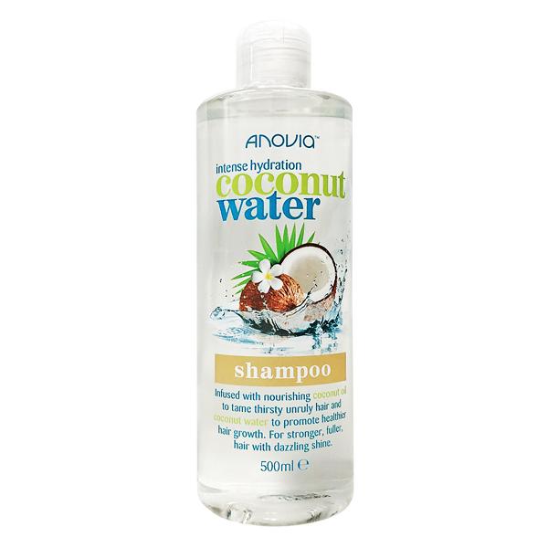 英國製造 Anovia 椰子水款 洗髮精 500ml (Coconut Water)