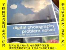 二手書博民逛書店digital罕見photography problem sol
