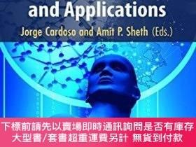 二手書博民逛書店Semantic罕見Web Services, Processes And Applications (seman