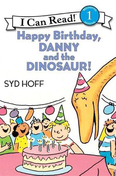(二手書)An I Can Read Book Level 1: Happy Birthday, Danny and the Dinosa..