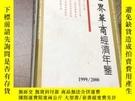 二手書博民逛書店罕見世界華商經濟年鑒1999-2000Y282666 本書編寫組 本書出版社