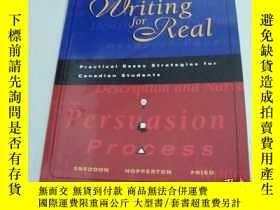 二手書博民逛書店Writing罕見for RealY28441