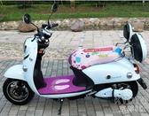電動摩托腳車踩墊腳墊踏板腳踏通用電瓶小電車防滑小龜小刀王腳墊 京都3CYJT
