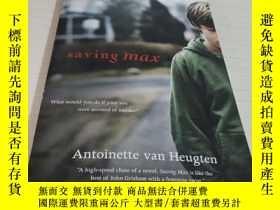 二手書博民逛書店saving罕見maxY18429 Antoinette van Heugten Mira Books 出版