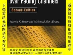 二手書博民逛書店Digital罕見Communication Over Fading Channels (wiley Series