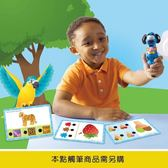 【華森葳兒童教玩具】數學教具系列-智能狗顏色學習卡 N1-EI-2354