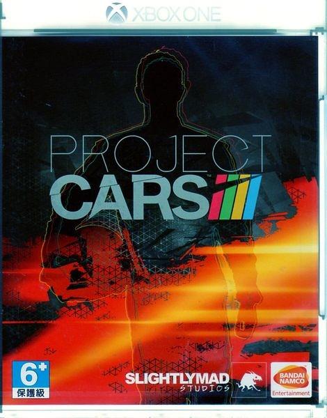 【玩樂小熊】現貨中XBOXONE 遊戲 賽車計畫 Project Cars 英文亞版