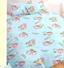 [COSCO代購 3110] 促銷至5月18日 W131027 100% 純棉雙人兩用床包被套 4件組 - 卡娜赫拉的小動物 樂遊大海