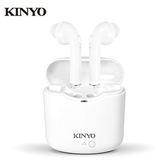 KINYO 雙耳立體聲藍牙耳機BTE-3950【愛買】