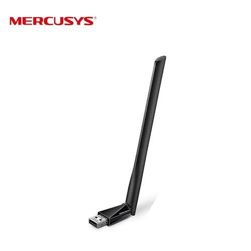 MERCUSYS(水星) AC650高增益雙頻USB無線網卡 MU6H【限時下殺↘省$180】