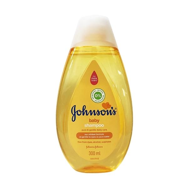 歐洲製造 Johnson's 嬰兒洗髮精 300ml