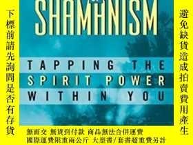 二手書博民逛書店Secrets罕見Of Shamanism: Tapping The Spirit Power Within Yo