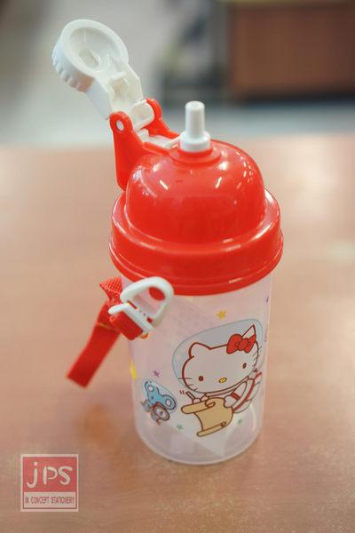 Hello Kitty 500cc 水壺 (太空蘋果紅)