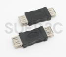 新竹【超人3C】USB 母對母中繼 轉接頭 母母 接頭 USB 延長線 轉接頭 0000376-2N1