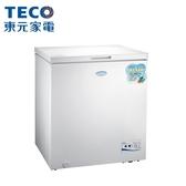 «0利率/免運費»TECO東元 138公升 上掀式冷凍櫃 RL1417W 【南霸天電器百貨】