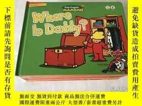 二手書博民逛書店Kids罕見English Mamemo storytelling step 2 (全12冊)Y8204 Ma