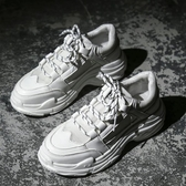 內增高鞋 ins超火的鞋子運動鞋女韓版泡面小希鞋原宿老爹鞋百搭