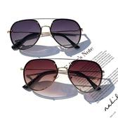 飛行員墨鏡 太陽眼鏡 雷朋墨鏡 細框 金屬框 超輕盈 男女墨鏡 眼鏡 抗UV400