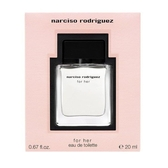 Narciso rodriguez for her 淡香水 20ml【UR8D】