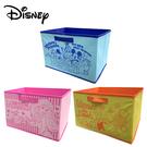 【正版授權】迪士尼 摺疊收納箱 置物籃 收納盒 抽屜盒 米奇 米妮 小美人魚 777944 777951 777968