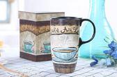 創意馬克杯大容量水杯子簡約陶瓷杯咖啡杯馬克杯『夢娜麗莎精品館』