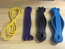 阻力帶FitMen六六 健身彈力帶阻力帶引體向上助力拉力繩 家庭訓練 果果生活館