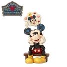 【正版授權】Enesco 米奇戀愛中 塑像 公仔 精品雕塑 米老鼠 Mickey 迪士尼 Disney - 973458