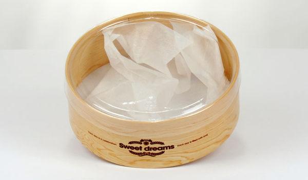 18cm 木紋透明開窗 附棉紙 7吋 乳酪蛋糕盒 起司蛋糕盒 烘焙紙盒 外帶盒 甜點盒 包裝盒C005