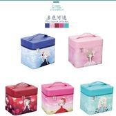 韓版雙層卡通女孩便攜大容量立體式防水化妝箱Eb15539『小美日記』