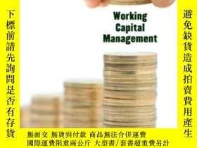 二手書博民逛書店Working罕見Capital Management (financial Management Associa