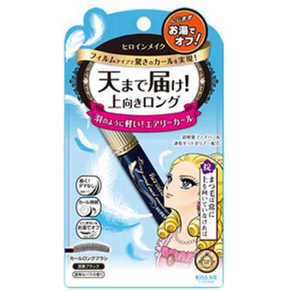 Kiss Me 奇士美 花漾美姬 輕羽捷薄膜型睫毛膏 6g《Belle倍莉小舖》