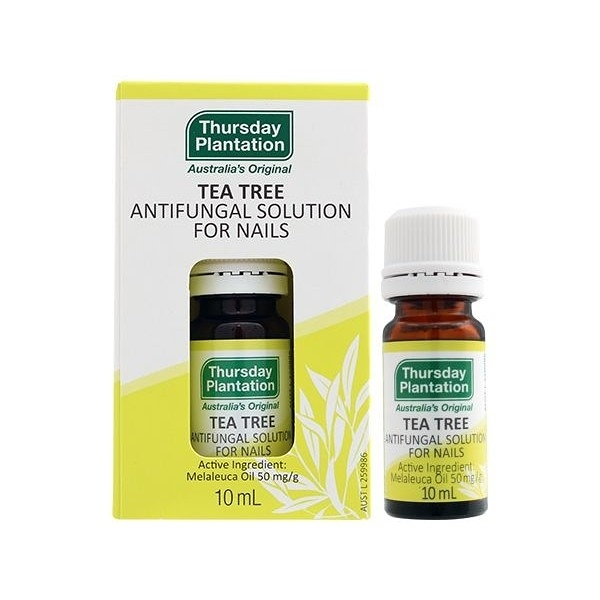 Thursday Plantation 澳洲星期四農莊 茶樹指甲修護液(10ml)【小三美日】