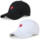 棒球帽帽子男女夏天棒球帽正韓潮人百搭遮陽帽chic休閒戶外防曬鴨舌帽 快速出貨