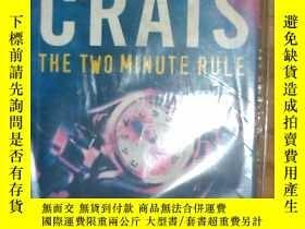 二手書博民逛書店英文原版罕見The Two Minute Rule by Robert Crais 著Y278082 Robe