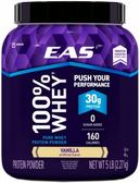 美國亞培 Abbott EAS 100% Whey Protein低脂乳清蛋白5磅(香草)
