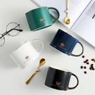 陶瓷歐式咖啡杯子套裝