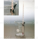 《台製》 溫度計夾 不鏽鋼製 Thermometer Holder for Beaker, S.S