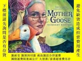 二手書博民逛書店Classic罕見Mother Goose Nursery Rhymes (Board Book)Y41001